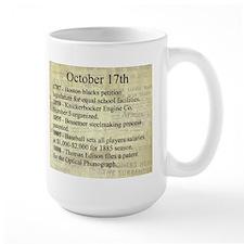 October 17th Mugs