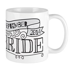 Bride 2014 September Mugs