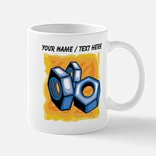 Custom Nuts Mugs