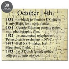 October 14th Puzzle
