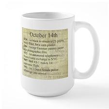 October 14th Mugs