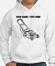 Custom Push Lawnmower Hoodie