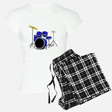 Blue Drum Set Pajamas