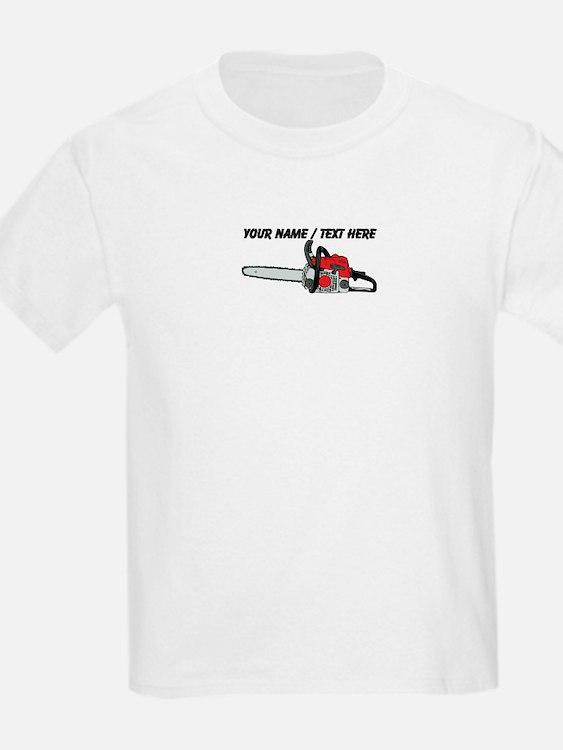 Custom Chainsaw T-Shirt