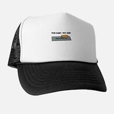 Custom Concrete Finishing Trowel Trucker Hat