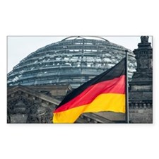 German flag Decal