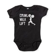 Crawl Walk Lift Baby Bodysuit