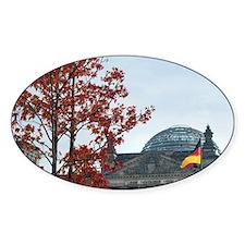 German reichstag Decal