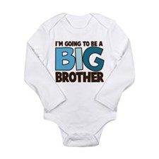 big brother blue Body Suit