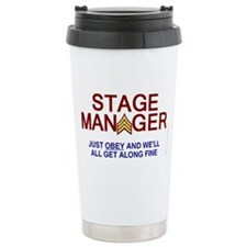 Cool Theatre director Travel Mug