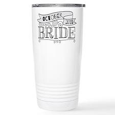 Bride 2015 October Travel Mug