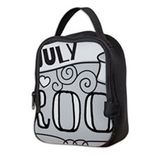 Groom 2015 July Neoprene Lunch Bag