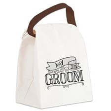 Groom 2015 May Canvas Lunch Bag