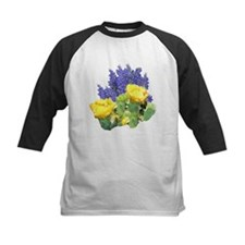 CACTUS FLOWERS AND BLUEBONNET Tee