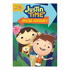 Justin Time: Amazing Adventures