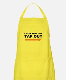 Tap Out Apron
