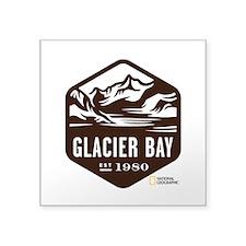 """Glacier Bay Square Sticker 3"""" x 3"""""""