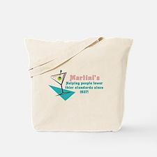 Martini's! Tote Bag