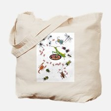 Cute Insects Tote Bag