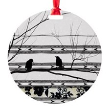 Two Love Birds Ornament