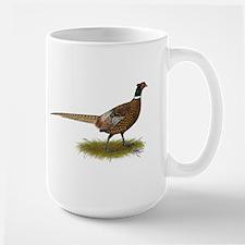Ringneck Pheasant Afield Mugs