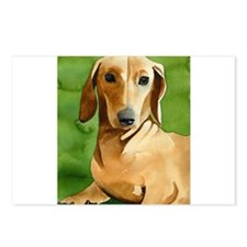 Dachshund Stuff! Postcards (Package of 8)