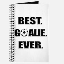 Best. Goalie. Ever. Journal