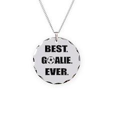 Best. Goalie. Ever. Necklace