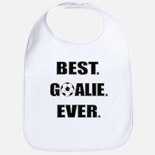 Best. Goalie. Ever. Bib