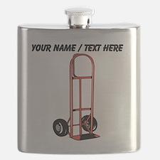 Custom Hand Truck Flask