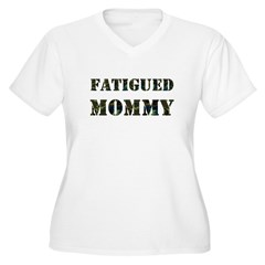 Fatigued Mommy T-Shirt