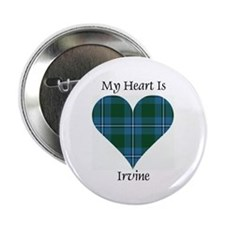 "Heart - Irvine 2.25"" Button (10 pack)"