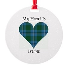 Heart - Irvine Ornament
