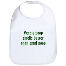 Veggie Poop Bib
