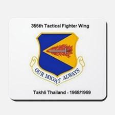 355th Tactical Fighter WING Mousepad