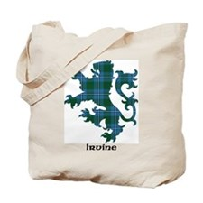 Lion - Irvine Tote Bag