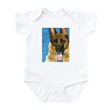 German Shepherd Stuff! Infant Bodysuit