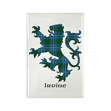 Lion - Irvine Rectangle Magnet (10 pack)
