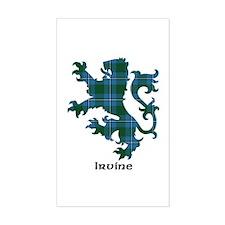 Lion - Irvine Decal