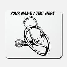 Custom Stethoscope Mousepad