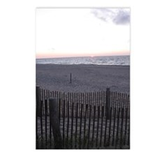Two Hearted Beach Sunset Postcards (Package of 8)