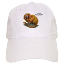 Golden Lion Tamarin Baseball Cap