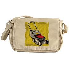 Lawnmower Messenger Bag