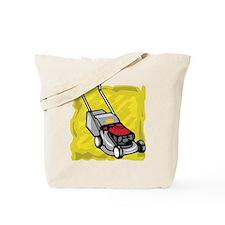 Lawnmower Tote Bag