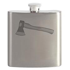 Grey Ax Flask