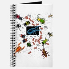 Funny Bugs Journal
