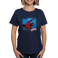 Spiderman Grunge Tee