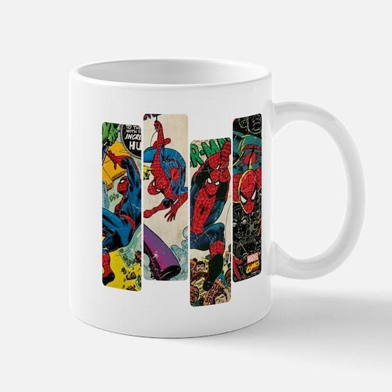 Spiderman Comic Panel Mug