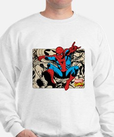 Spidey Retro Sweatshirt