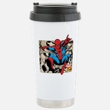 Spidey Retro Travel Mug